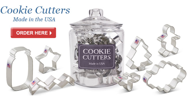Cookie Cutters Made in the USA